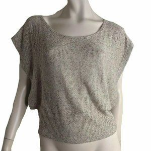 Anthropologie Top Pullover Boxy Modern Women S